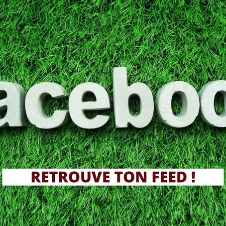 Retrouvez le Pages Feed de Facebook