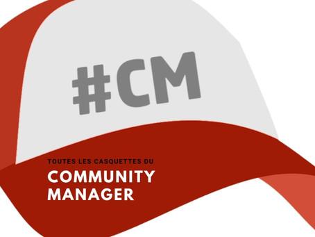 Les différentes casquettes du community manager