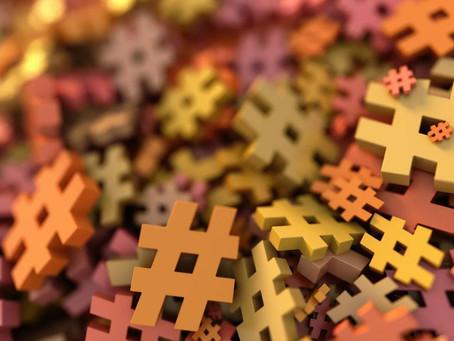 Réseaux sociaux : utiliser les # et le @