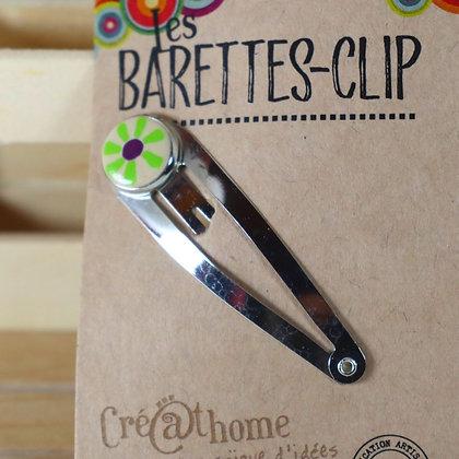 Barrette clip