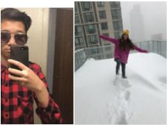 Spotlight Interview with Freshman Representatives Amy Yu and Noa Greene-Houvras