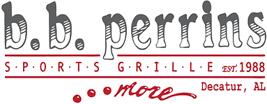 BB Perrins Decatur's favorite sports restaurant barbeque