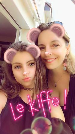 Delphine & Éline