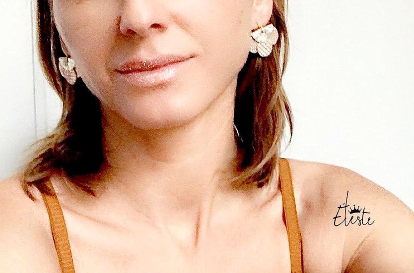 TESSA roze - boucles