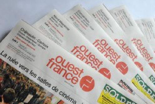 JOURNAL OUEST FRANCE ÉLESTE.JPG