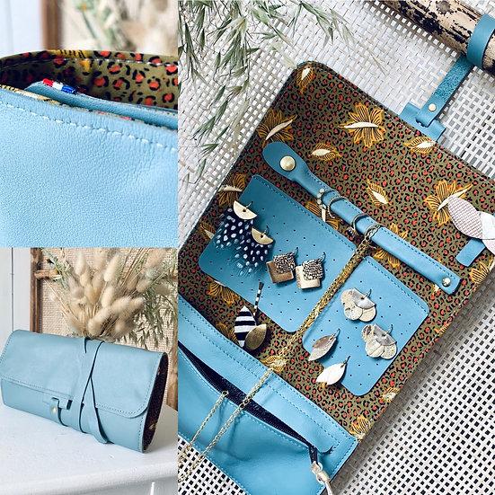Range bijoux-L Baby blue