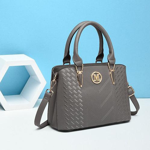 FASHION Designer PU Leather Shoulder Handbag