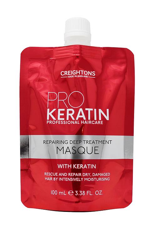 PRO KERATIN PROFESSIONAL REPAIRING DEEP RECOVERY TREATMENT DULL HAIR MASK