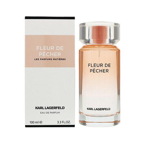 Karl Lagerfeld Fleur de Pecher EDP Spray 100ml