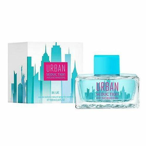 Antonio Banderas Urban Seduction in Blue 100ml EDT Spray
