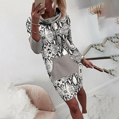 Hoodie Jumper Dress