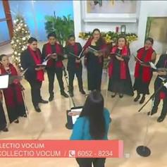 Programa de navidad en Liberadas de canal 6