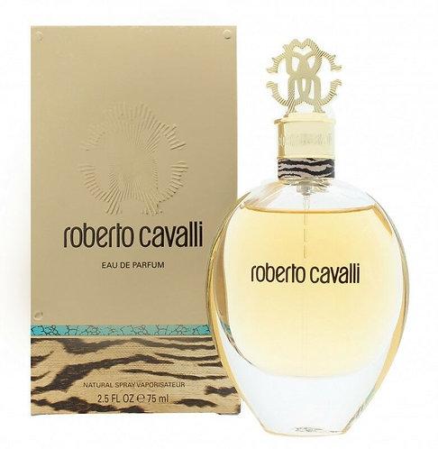 ROBERTO CAVALLI EAU DE PARFUM EDP 75ML SPRAY
