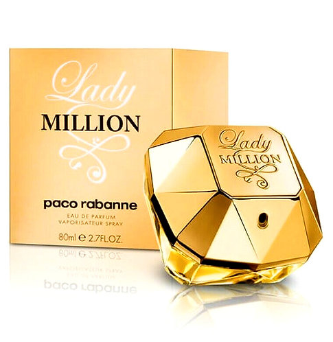 Paco Rabanne Lady Million EDP Spray 80ml