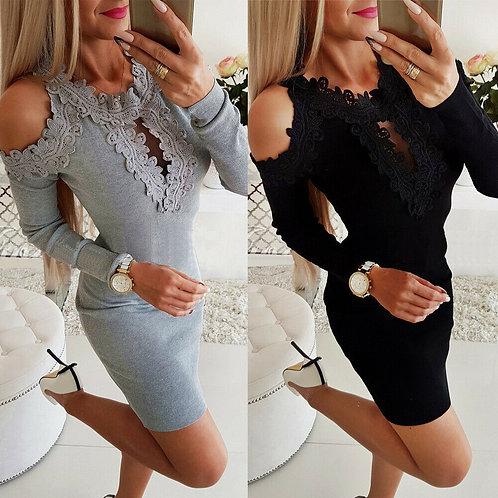Skinny Slim Bodycon Mini Dresses