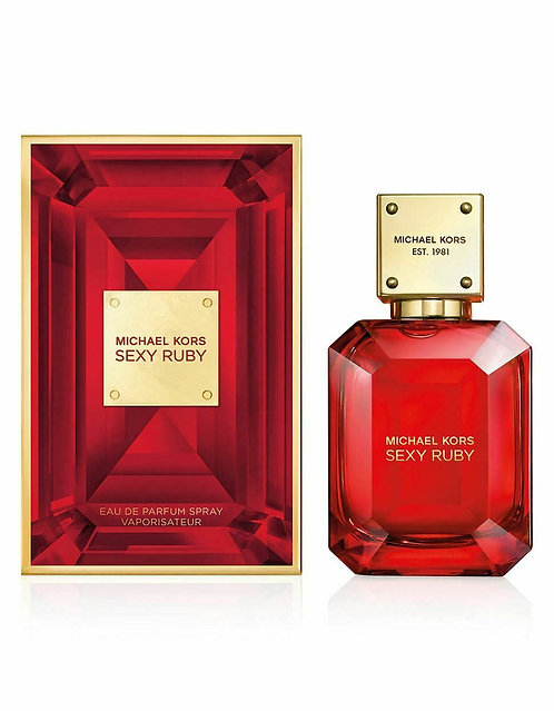 MICHAEL KORS SEXY RUBY 50ML EAU DE PARFUM SPRAY