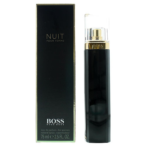 Hugo Boss - Boss Nuit Femme EDP 75ml Spray