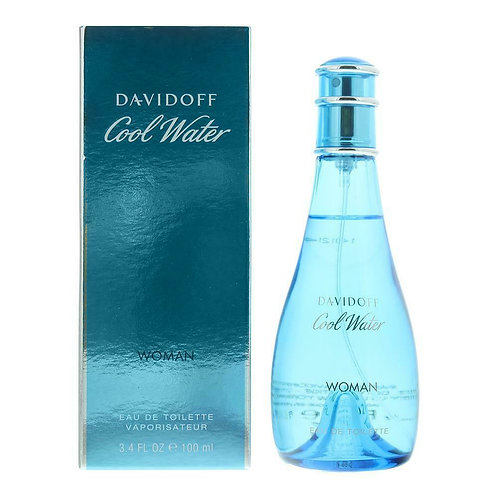Davidoff Cool Water Woman EDT 100ml Spray