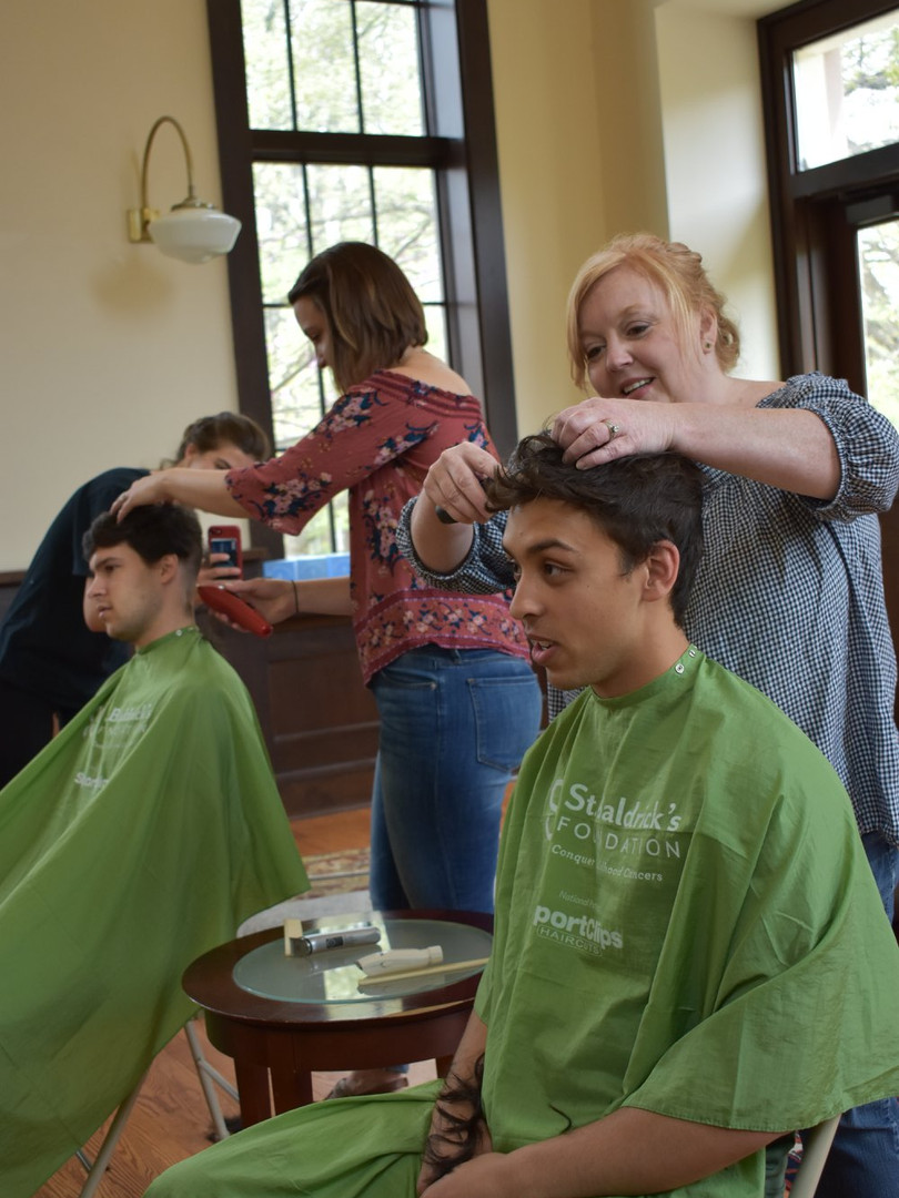 Shaved by the Belltower 2018