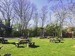 Beer Garden Spring 2018