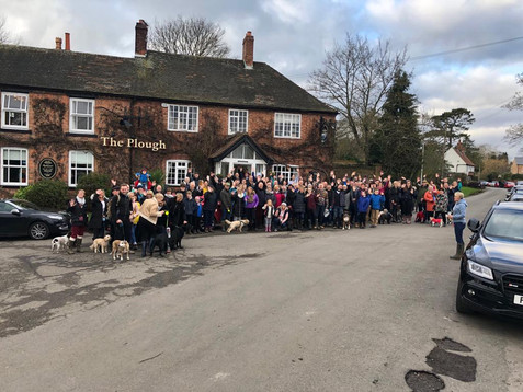 New Years Day Charity Walk 2019