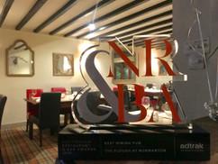 NRBA Best Dining Pub Award