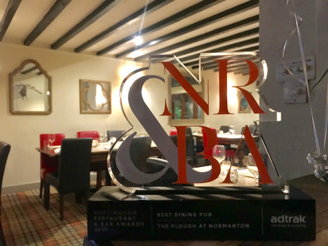 NRBA Best Dining Pub Award