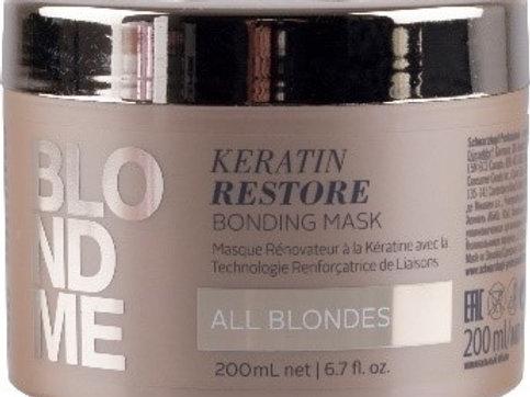 Blond Me - Keratin Restore Bonding Mask