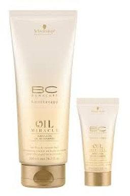Schwarzkopf Bc Bonacure Oil Miracle Oil Shampoo Marula Oil