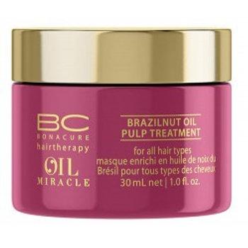 BC Brazil Nut Oil Pulp Treatment