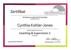Coaching & Supervision 2