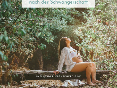 Kinesiologie kann vor, während und nach der Schwangerschaft helfen