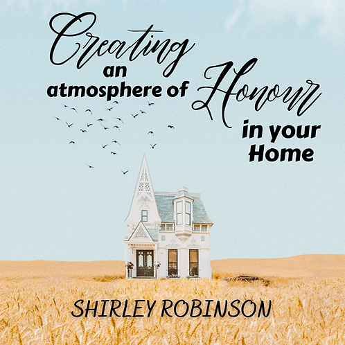 Creating An Atmosphere of Honour In Your Home