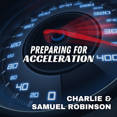 Preparing for Acceleration