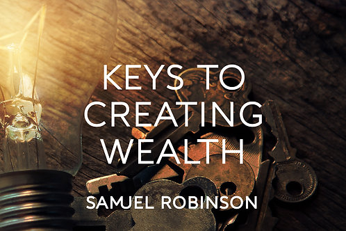 Keys To Creating Wealth - MP3