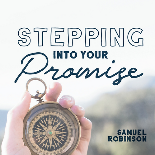 Stepping Into Your Promise - MP3