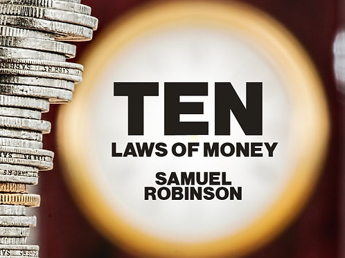 Ten Laws of Money - MP3