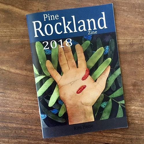 Pine Rockland Zine 2018