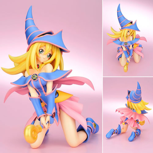 Coming To You Straight Out Of The World Famous Manga Anime Series Yu Gi Oh Duel Monsters Is The Incredibly Sexy Dark Magician Girl