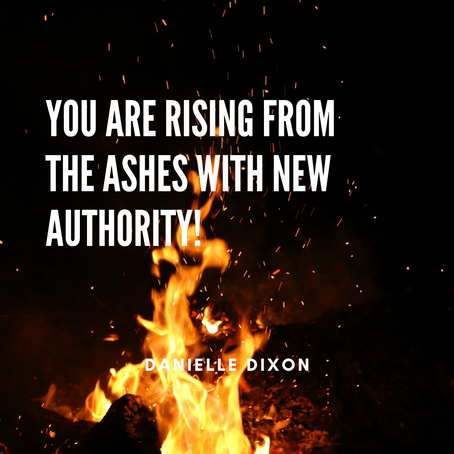 Australia: You Are Rising from the Ashes with New Authority!