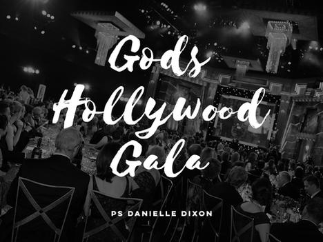 Gods Hollywood Gala