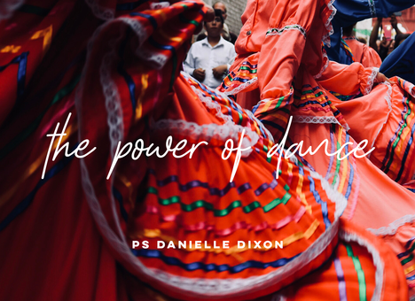 Latin America and the Power of the Dance!