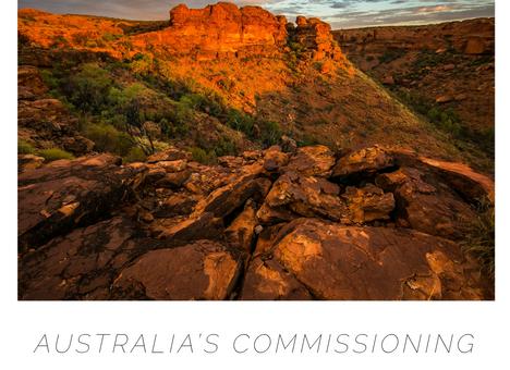 Australia's Commissioning