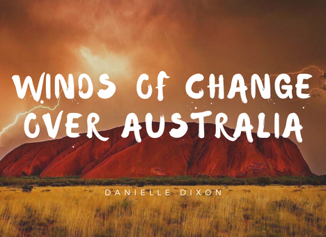 Winds of Change over Australia