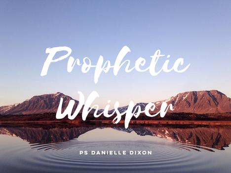 Prophetic Whisper