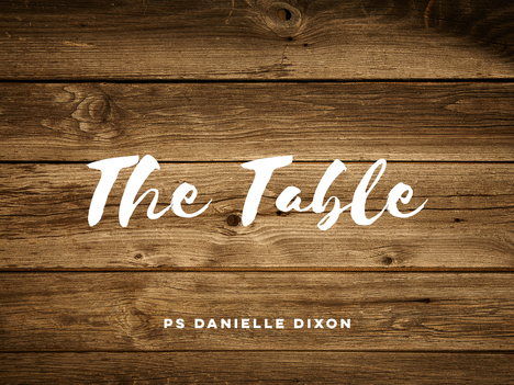 The Table (Dream Interpretation)