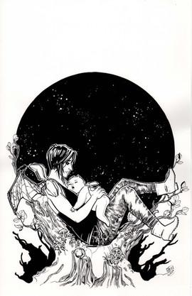 Saga, Ink Commission