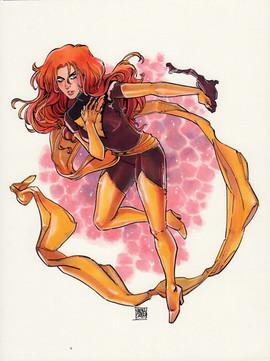 Dark Phoenix, Color Commission
