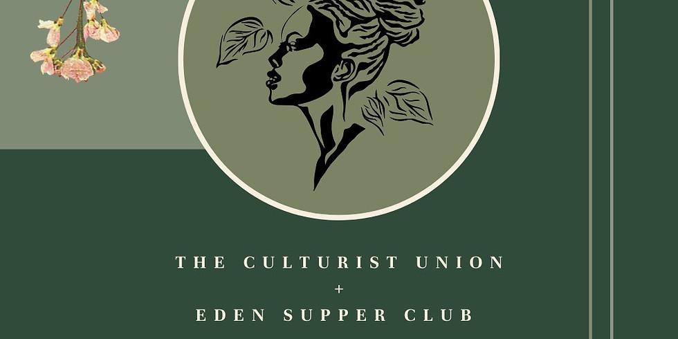 The Culturist Union Fundraiser