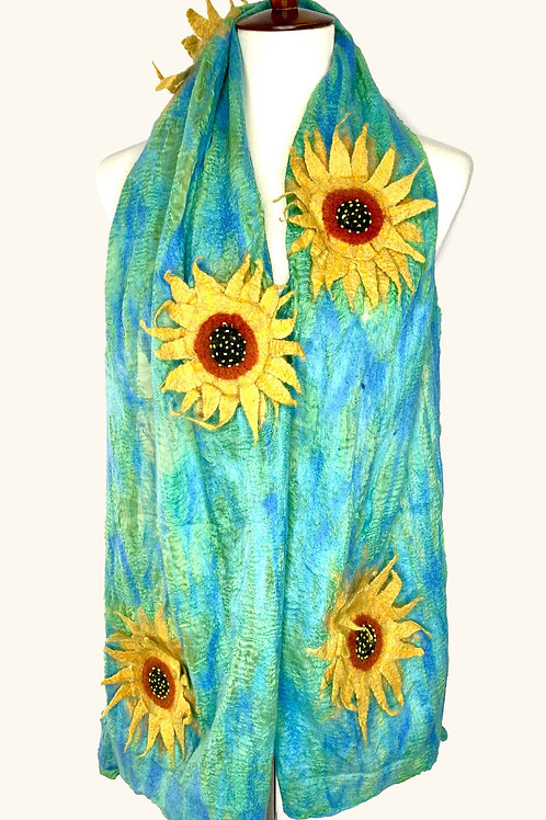 Late Summer Sunflower